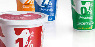 Friendship Cottage Cheese Nutrition by Friendship Dairies Lovely Package