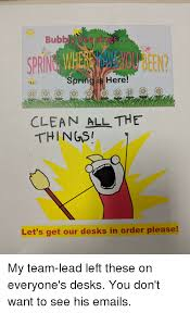 Clean All The Things Meme - bubbly vee sings springwherehaveaoubeen springi here clean all thf