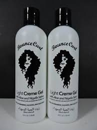 light gel for curly hair bounce curl light creme gel with aloe for curly hair 8oz 238ml new