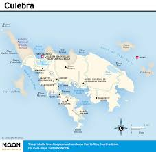Map Of Mexico Coast by Maps Of Puerto Rico Free Printable Travel Maps From Moon Guides
