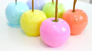 where to buy candy apples rainbow candy apples recipe tastemade