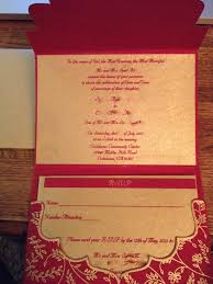 muslim wedding invitation cards wordings in english wedding