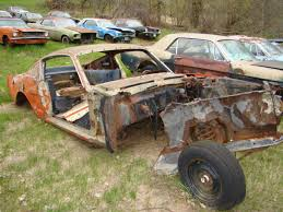 1967 mustang shell for sale 1967 mustang i would say luck saving that one cars and