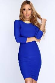 dress royal blue bodycon party dresses bodycon dress hip