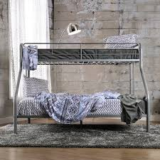 Viv Rae Ofelia Twin XL Over Queen Bunk Bed  Reviews Wayfair - Twin xl bunk bed