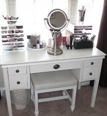 mirrored makeup vanity table bedroom small vanity desk makeup desk with mirror vanity dresser