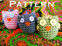 crocheted sweater christmas ornaments patterns pdf pattern