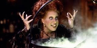 Hocus Pocus Meme - bette midler and hocus pocus just won the straight outta compton