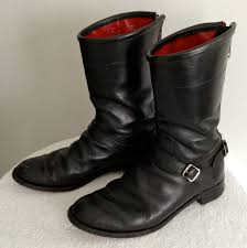 vintage motorcycle boots 1960 u0027s u0027lewis leathers u0027 motorcycle boots the blog of ben norris