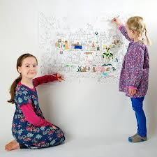noah u0027s ark colouring in poster by really giant posters