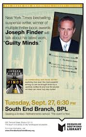 truly free finder joseph finder described by the boston globe as a master of the