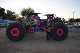 monster truck show in anaheim ca about living the dream racing