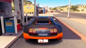 bugatti veyron forza horizon 3 bugatti veyron gameplay hd 1080p youtube