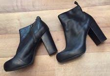 womens boots zu zu s leather boots ebay