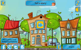 tell a story game to train speech u0026 logic free android apps on