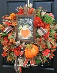 Thanksgiving Wreath Craft Fall Door Hangerthanksgiving Decorfall Thanksgiving Wreaths