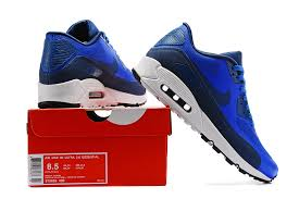Comfortable Nike Shoes Comfortable Nike Air Max 90 Ultra 2 0 Essential Paramount Blue