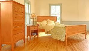 shaker bedroom furniture american shaker bedroom set the week s best seller vermont woods