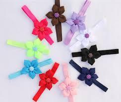 ribbon headbands baby girl s 3 5 inch handmade grosgrain ribbon headbands children