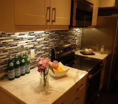 Kitchen Under Counter Lights by Under Cabinet Lighting Kitchen Options How To Install