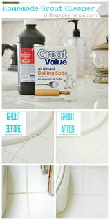 36 best how to clean grout images on pinterest clean tile grout
