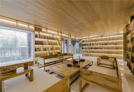 legno per rivestimento pareti pareti con perline in legno per una casa in stile orientale