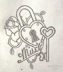 lock u0026 key tattoo designs google search tattoos pinterest