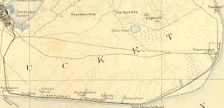 Nantucket Map Abandoned Rails The Nantucket Railroad
