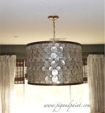 making a chandelier how to make a chandelier lamp shade 10829 astonbkk com