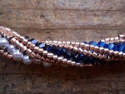 Bead Jewelry Making Classes - diy beaded jewelry superduo power nodes tubular herringbone