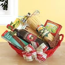 pasta gift basket italian abbondanza wine pasta gift basket at gift baskets etc