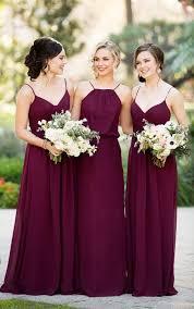 christmas wedding dresses best 25 christmas bridesmaid dresses ideas on