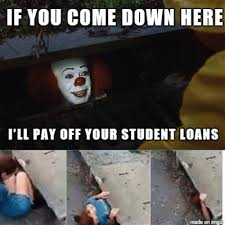 Eat Me Meme - pennywise come here kid me no you wanna eat me imgur