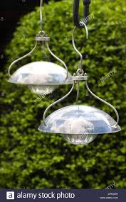 decorative hanging solar lights decorative hanging solar ls with reflection of clouds in sky to