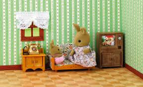 CatalogSylvanian Families - Sylvanian families living room set