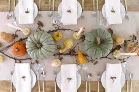 20 Thanksgiving Table Decor Ideas Thanksgiving Table Settings