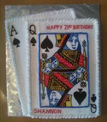 black jack 21 21st birthday blackjack 21 cake made for my daughter u0027s 21st