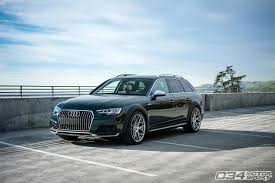 audi a4 b7 lowering springs jaron s lowered b9 audi a4 allroad on dynamic springs hre ff01