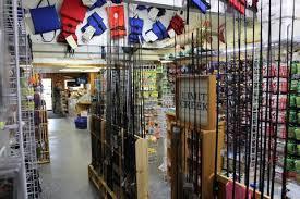 ribbon shop see inside blue ribbon bait tackle in oakdale mn