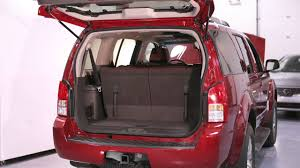nissan pathfinder winch bumper 2012 nissan pathfinder spare tire and tools youtube