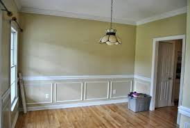 extraordinary dining room chair rail paint ideas contemporary