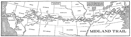 Colorado Springs Trail Map by Roads Routes To New Mexico Arizona Texas California