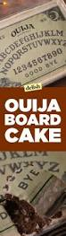 Halloween Mummy Cakes How To Make A Ouija Board Cake Best Halloween Party Cakes