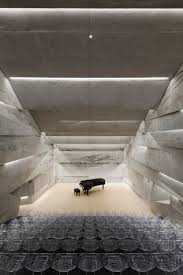 architektur lã beck concert blaibach haimerl architektur archdaily
