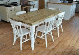 Kitchen Farm Tables Kitchen Idea - Farmhouse kitchen table