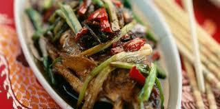 cuisine chinoise poisson poisson à la chinoise facile et pas cher recette sur cuisine actuelle