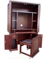 Computer Armoire For Sale Slash Prices On D Collection Computer Armoire With Pull Out Seat