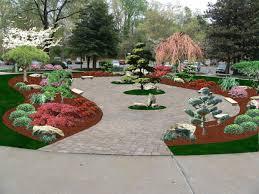 Garden Setup Ideas Magnificent Japanese Garden Design With Lovely Setup Ideas