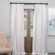 Silk Plaid Drapes Faux Silk Curtains U0026 Drapes Shop The Best Deals For Nov 2017