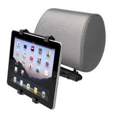 support tablette voiture entre 2 sieges support tablette sur appuie tête voiture pour samsung galaxy tab 2